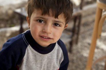 Spendenaufruf für Flüchtlingskinder