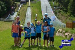 Skispringer WSV Reit im Winkl