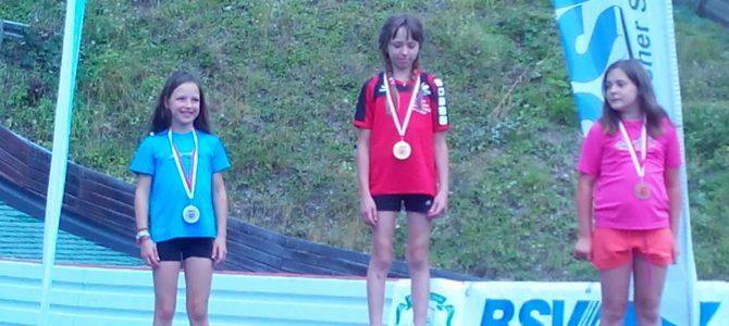 Magda und Haile gewinnen beim Bayerischen Schülercup