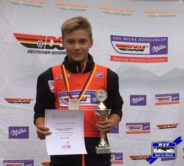 Sebastian Schwarz gewinnt beim DSC in Isny