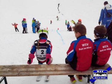 Einsteigertraining Skispringen