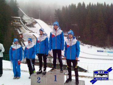 Trine und Sebastian gewinnen beim Bayerischen Schülercup