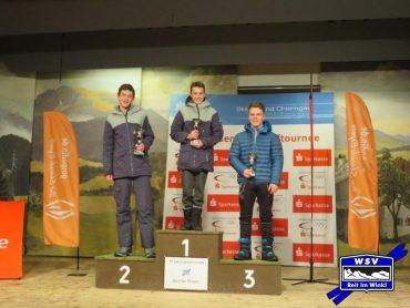 Auftakt zur 37. Sparkassen Langlauftournee in Reit im Winkl – Flori Stasswender und Marit Reichenberger Klassensieger