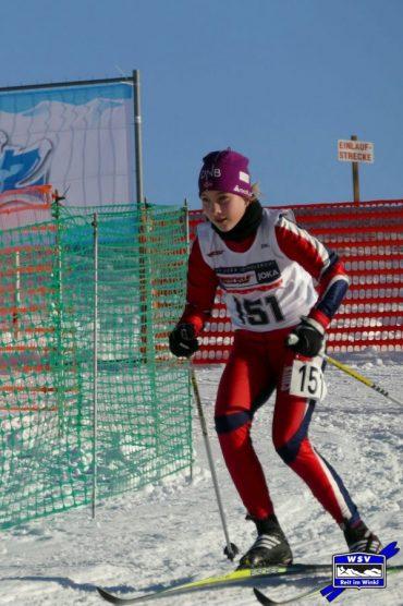 Zwei WSV'ler beim Deutschen Schülercup in Sayda/Erzgebirge