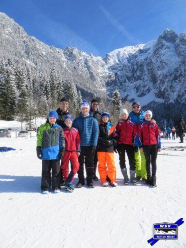 Erfolgreiche Sparkassen Tournee für den WSV Langlaufnachwuchs