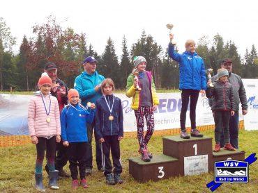 Top Ergebnisse bei der Int. Kindertournee für Magda und Haile