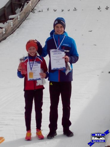 4 Bayerische Schülermeistertitel gehen an den WSV Reit im Winkl. Teamgold für die Region III.