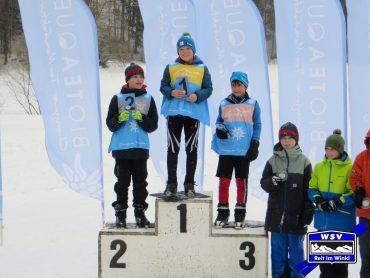 …und wieder Podestplätze des Langlaufnachwuchses beim 3. Wettkampf der  Bioteaque Tournee in Sachrang des WSV Samerberg