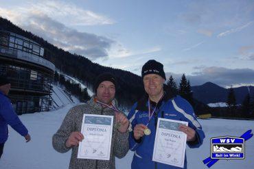Senioren-Weltmeisterschaft im Skispringen in Planica Zwei Chiemgauer waren erfolgreich