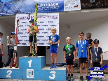 Int. Kindervierschanzentournee – 3. Platz für Haile