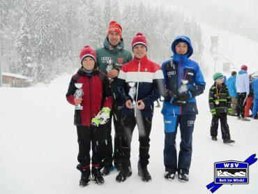 Erfreuliche Ergebnisse beim Dreikönigslauf des SV Oberteisendorf