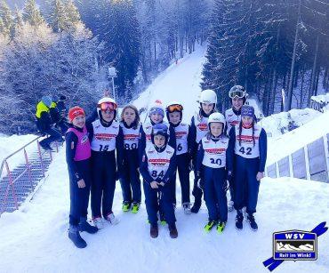 Erfolgreiches DSC Wochenende für unsere Skispringer