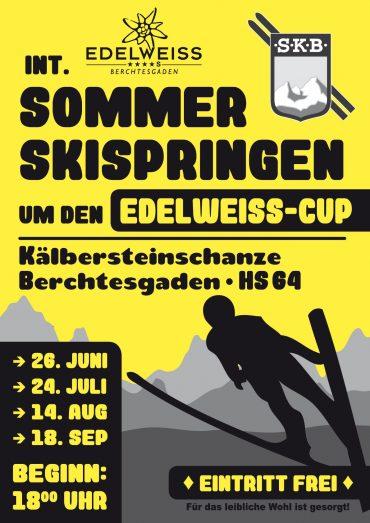 Edelweiss-Cup in Berchtesgaden