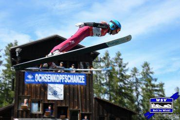 Alpencup-Debut für Trine