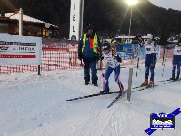 DSV E.INFRA Schülercup Skilanglauf