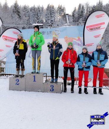 Zweimal Platz 3 im Deutschen Schülercup für Trine