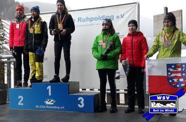 Magda fliegt beim Deutschen Schülercup aufs Podest