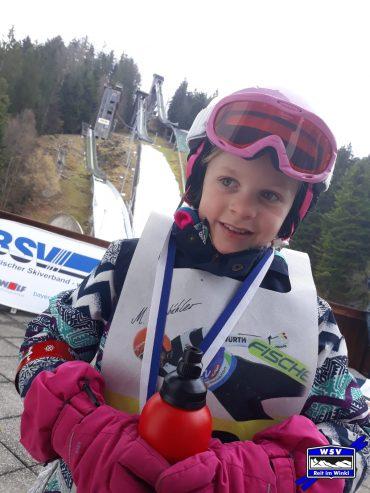 Grundschulwettkampf Skispringen – Das Finale!