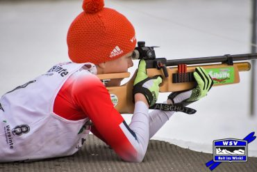 Kilian Pfaffinger war im Deutschen Schülercup Finale Biathlon erfolgreich