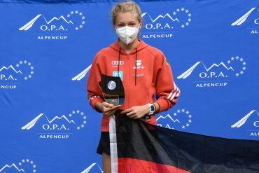 Trine gewinnt erstmals beim Alpencup