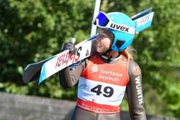 Alpencupwochenende für Skisprung und NK